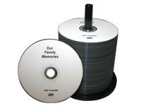 DVD and CD Duplication
