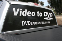 DVD transfer Bakersfield | DVD Bakersfield